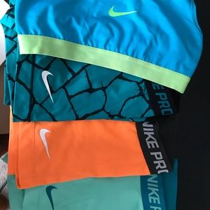 Nike Spandex Set all size Small